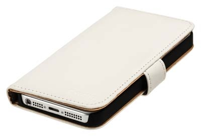 Portefeuillehoes iPhone 6 Plus wit
