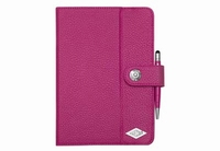 iPad Mini Organizer TRENDSET + Touchpen 2 in 1 Fuchsia