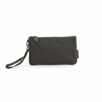 Zebra Natural Bag - Yasmin - Clutch Dark Colors